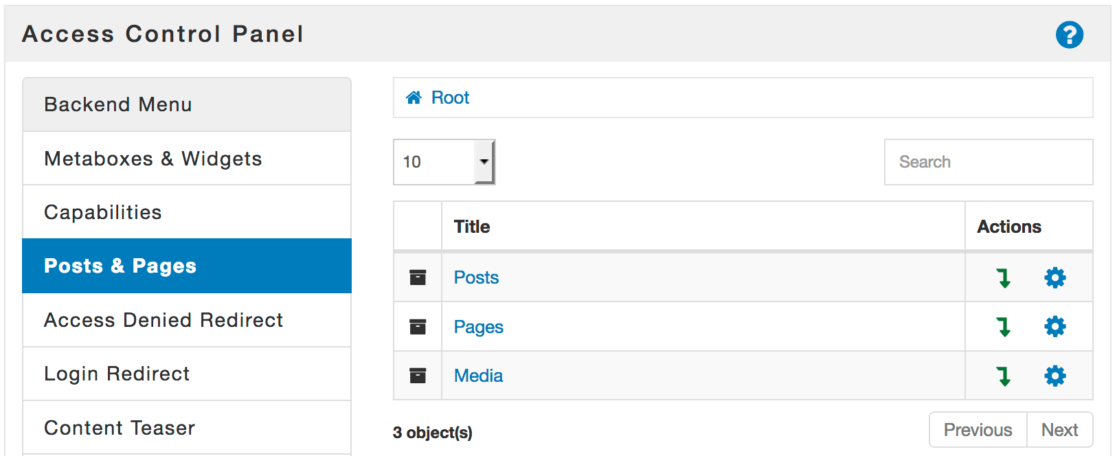 WordPress Post And Category Access